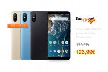 Xiaomi Mi A2 Global Version Espanha