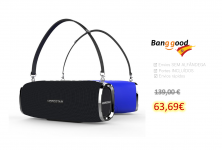 HOPESTAR A6 Portable bluetooth Speaker 34W