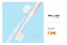 Xiaomi Mijia 10PCS Toothbrush