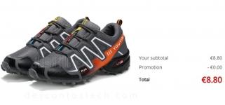 Outdoor Men Hiking Shoes