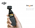 DJI Osmo Pocket 3-Axis Stabilized Handheld