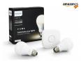 Philips Hue White – Kit de 2