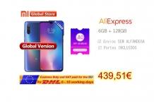 Xiaomi Mi 9 128GB – Aliexpress Oficial