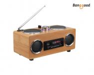 Retro Vintage Portable Radio