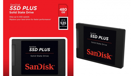 SanDisk 480G-G26 SSD Plus