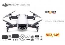 DJI Mavic Air – Fly More Combo