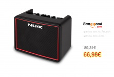 NUX Mighty Lite BT Portable