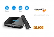 ABOX A4 Android TV Box