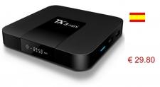 TANIX TX3 MINI2GB Espanha