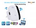 300Mbps Wireless-N Wifi Repeater