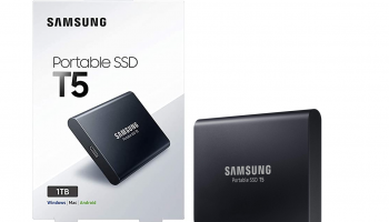 Samsung PSSD T5 1TB