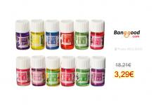 Pack de 12pcs Flower Essential Oil