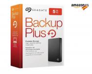 Seagate Backup Plus 5TB