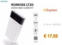 20000mAh ROMOSS LT20