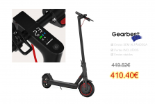Xiaomi Mijia Electric Scooter Pro EU Version
