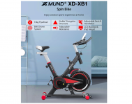Xmund XD-XB1 LCD Exercise Bike