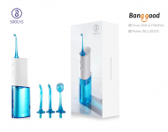 SOOCAS W3 Portable Electric Oral Irrigator
