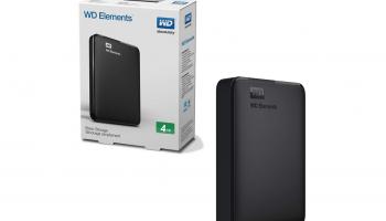 WD Elements 4TB