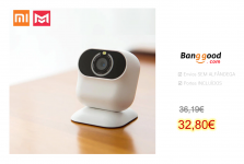 Xiaomi AI Mini Mi Portable Camera