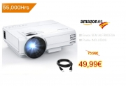 Projector Crosstour Mini Portable