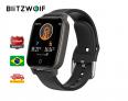 Smart Watch Heart Rate Blood Pressure SpO2