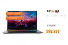 T-BOOK X9S Gaming Laptop