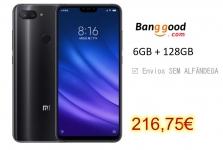 Xiaomi Mi8 Lite128GB Global Banggood