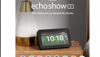 Novo Echo Show 5
