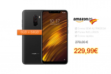 Xiaomi Pocophone F1 Amazon