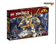 LEGO Ninjago – Robot Dorado