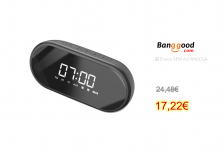 BASEUS Double Alarm Clock