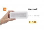 Xiaomi XMYX03YM Bluetooth 4.2 Speaker – SILVER