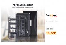 Minleaf 73 In 1 Hand Precision Screwdriver