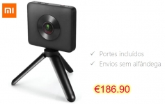 Xiaomi Mi Sphere Camera 4K Panorama Action Camera