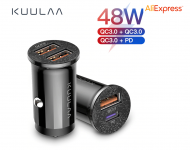 KUULAA Quick Charge 4.0 48W