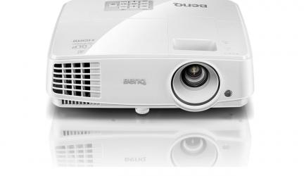 BenQ MS527, Proyector