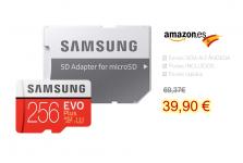 Samsung EVO Plus – 256GB