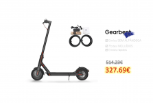 Xiaomi M365 Folding Electric Scooter Europe Version