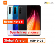 Xiaomi Redmi Note 8 Global Version