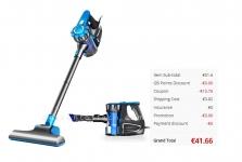 Pooda D9 Household Vacuum Cleaner Floor Cleaning Machine