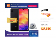 Xiaomi Redmi Note 7 Global 32GB Espanha