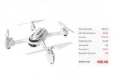 Hubsan X4 H502S 720P 5.8G FPV Drone