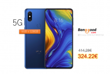 Xiaomi Mi MIX 3 5G Version 128GB