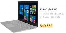 Jumper EZbook S4 8GB