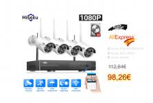 WIFI IP Bullet Camera 1080P