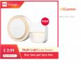 Xiaomi mijia YEELIGHT Smart Night Light