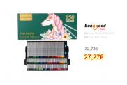 QiLi QL-C150 150 Colors Wood Colored Pencils