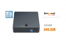 NVISEN Y-M01-8 Mini PC