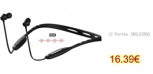 Alfawise W1 Neckband Bluetooth Sports Headphones
