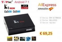 MECOOL KII Pro Android TV Box